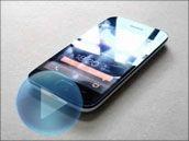 魅族MX,i9100,IP4S强光下屏幕效果对比
