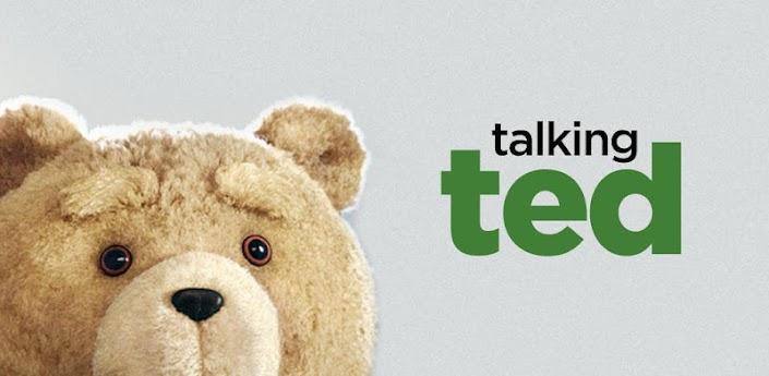 泰迪熊ted壁纸