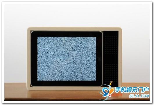 电视机经典的雪花屏