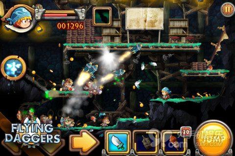 ios 横版动作游戏 iphone ipod游戏下载区 翼风综合社区