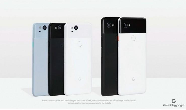 谷歌Pixel 2碾压iPhoneX?首批已被预购一空