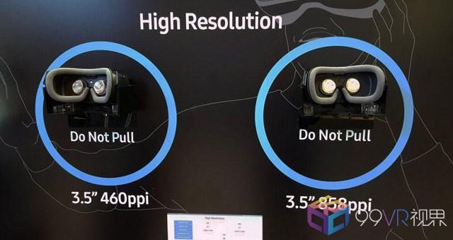 三星推超高分辨率VR显示屏