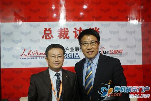 诺西张志强:快速变革能力是行业最大挑战