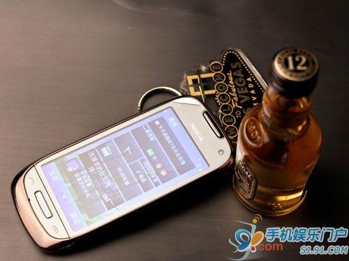 诺基亚将继续在美国推广Symbian智能手机