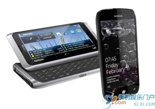 分析称诺基亚拒Android选WP7前景不明