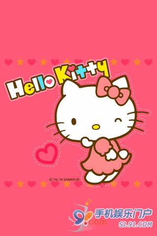 kitty壁纸-手机资讯-91手机