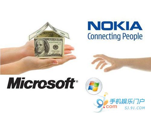 微软190亿收购诺基亚? 诺基亚称毫无依据