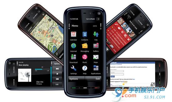 诺基亚拟与英国商家推广NFC移动支付技术