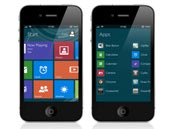 Windows 8 UI����iPhone Խ��������